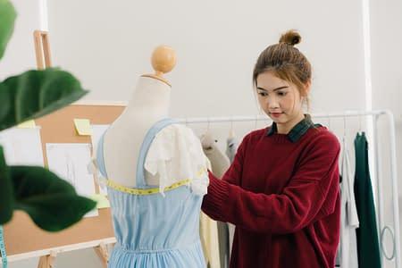 Пошив одежды на себя и кукол