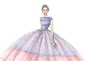 Иллюстрация в сфере моды